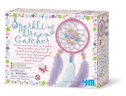 Dream Catcher Kits For Kids Amazing Dream Catcher Art Kit For Girls And Kids Sparkling Classic Craft