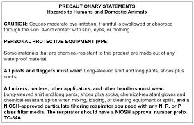 What Respirator Do I Need Pesticide Environmental Stewardship