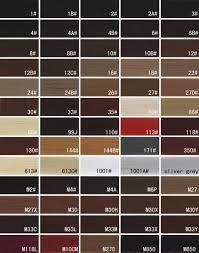 Dark Brown Hair Color Chart Hair Micro Ring 4a Grade For