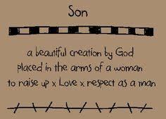 Beautiful Son Quotes Best of The Bond Between Mother And Son Lasts A Lifetime Family