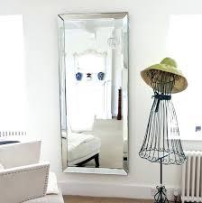 wall full length mirror full length wall mirror no frame wall mounted full length mirror