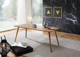 Esszimmertisch Repa 180 X 80 X 76 Cm Sheesham Rustikal Massiv Holz Design Landhaus Esstisch Tisch Für Esszimmer Groß 6 8 Personen
