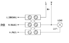 wiring diagram for motion light the wiring diagram motion sensor switch wiring diagram nilza wiring diagram