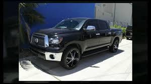 Toyota Tundra rolling 24 inch Dub Big Homie 3s - YouTube