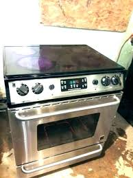 frigidaire glass top stove replacement glass top stove replacement flat stoves stainless steel gallery oven cleaning frigidaire glass top stove