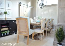 Modern Rustic Dining  Living Room  ORC Dining Room Reveal - Modern rustic dining roomodern style living room furniture