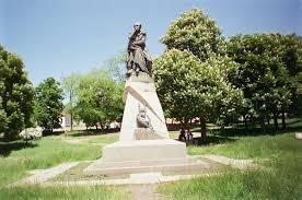 Памятник Лермонтову Пятигорск Википедия