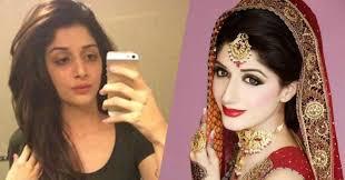 mawra hocane without make up