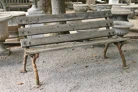 english garden bench.  English A5332A18thcenturyantiqueironbench And English Garden Bench