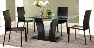 glass top dining table sets fascinating set glass top extendable table combined glass top dining room glass top dining table