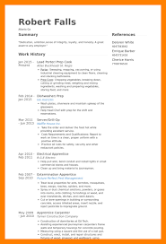 Porter Resume Awesome 48 Dishwasher Resume Activo Holidays
