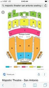Majestic Theatre San Antonio Tx Seating Chart 2 Tickets Celtic Woman 5 7 19 San Diego Civic Theatre San