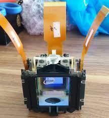 New&Original LCX126 <b>Projector LCD Panel</b> LCX126A <b>Single LCD</b> ...