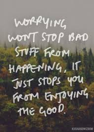 Quotes About Worrying Enchanting Inspirational Positive Life Quotes Think Positive Be Positive