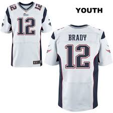 No White Ne Jersey 12 Youth Stitched Tom Brady Football New - England Alternate Patriots Nike Elite cbbdbddbcedfdf|Packers Win Over Cowboys; Tough Highway Recreation Forward In Oakland