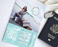 best 10 wedding save the dates ideas on pinterest save the date Save The Date Cards Ideas For Weddings boarding pass destination wedding save the date photo card custom travel ticket wedding theme with wedding date monogram stamp save the date cards ideas for weddings