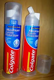 <b>Toothpaste</b> pump <b>dispenser</b> - Wikipedia