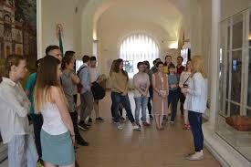 Музейная практика студентов