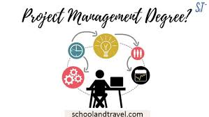 project management degree a z tips