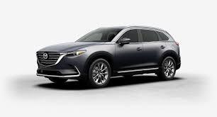 Mazda Cx Row Passenger Suv Mazda Usa
