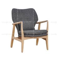 scandinavian furniture style. aurora scandinavian style lounge chair oak finish furniture a