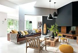 contemporary brown living room light brown leather couch living room traditional with area rug