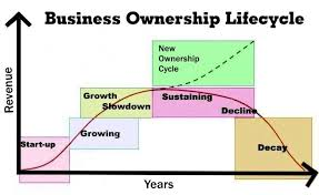 the lifecycle concepts also explain the why and how of corporate innovation and venturing the graphic below shows a depiction of how a business looks at business life concepts