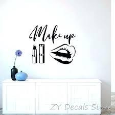 full size of beauty salon wall art luxury large wooden scissors decal
