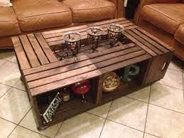 diy crate coffee table shefalitayal