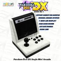 DX Single <b>Mini Arcade</b>