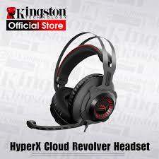 kingston hyperx cloud revolver black игровая гарнитура