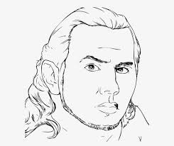 Jeff Hardy Coloring Pages Printable Coloring Page For Kids