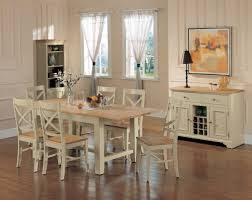 Dining Room Furniture Oak White Painted Oak Highgrove Taupe Painted Oak Complete Dining Set