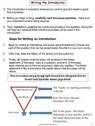 Expository Essay Template      Free Word  PDF Documents Download     Pinterest