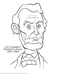 Small Picture Trend Abraham Lincoln Coloring Pages 15 In Coloring Books With