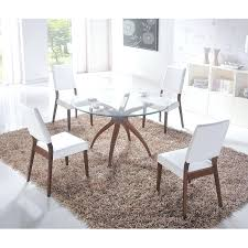 round glass wood dining table quick view round glass dining table wooden legs