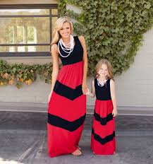 Image result for mother daughter matching outfits