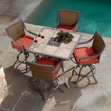 sears outdoor dining table. ty pennington palmetto 5 piece patio high dining set *limited availability* sears outdoor table n