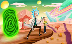 Rick And Morty Season 4 2019 4k, HD Tv ...