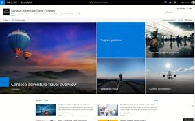 Sharepoint Website Examples 8 Tips To Get Started With Sharepoint Communication Sites