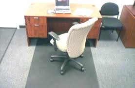 rcing puter chair mat for thick carpet