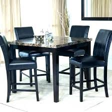6 piece round dining set 6 chair dining table set counter height table with 6 chairs