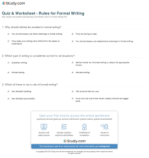 study com academy practice quiz worksheet rules fo