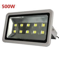 Epistar Super Led Lights 1pcs Led 1pcs Outdoor Lighting 500w Epistar Led Floodlight