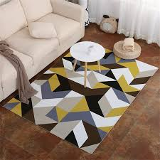 nordic rug geometric carpet kids room doormat prayer rug doormat large area rugs rectangle flannel carpet for living room ing carpets home carpet
