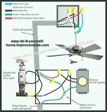 how to install a hunter ceiling fan ceiling fan wiring diagram option 5 ceiling fan with