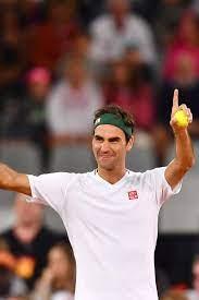 """Roger Federer im Interview: """"So eine Pause tut richtig gut"""""""