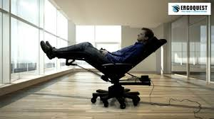 Office recliner chairs Convertible Zero Gravity Office Chair Pinterest Zero Gravity Office Chair Youtube