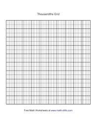 Printable Quadrant Graph Paper Rightarrow Template Database