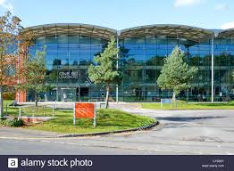 glass exterior modern office. modern office building with glass cladding to main elevation located close sevenoaks railway station exterior b